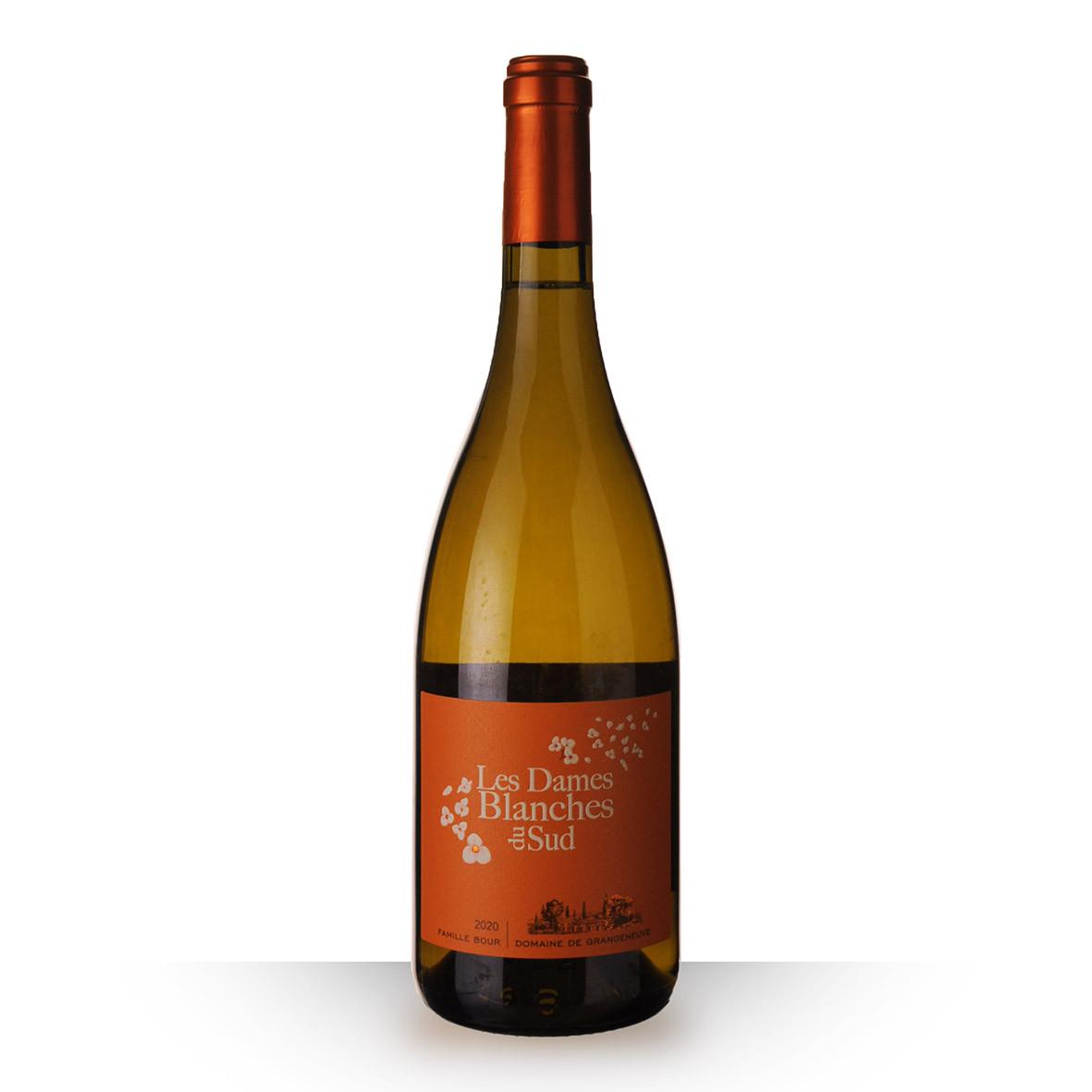 Domaine de Grangeneuve Dames Blanches Grignan-Les-Adhémar Blanc 2020 75cl www.odyssee-vins.com