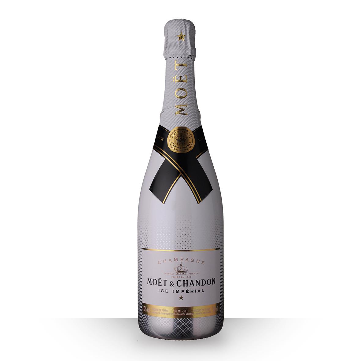 Champagne Moët et Chandon Ice Impérial Demi-Sec 75cl www.odyssee-vins.com
