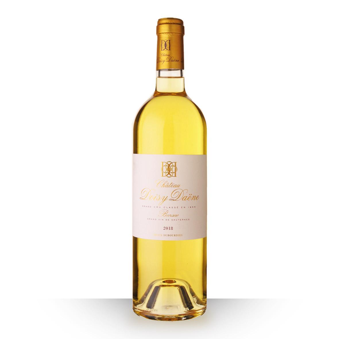 Château Doisy-Daëne Barsac Blanc 2018 75cl www.odyssee-vins.com