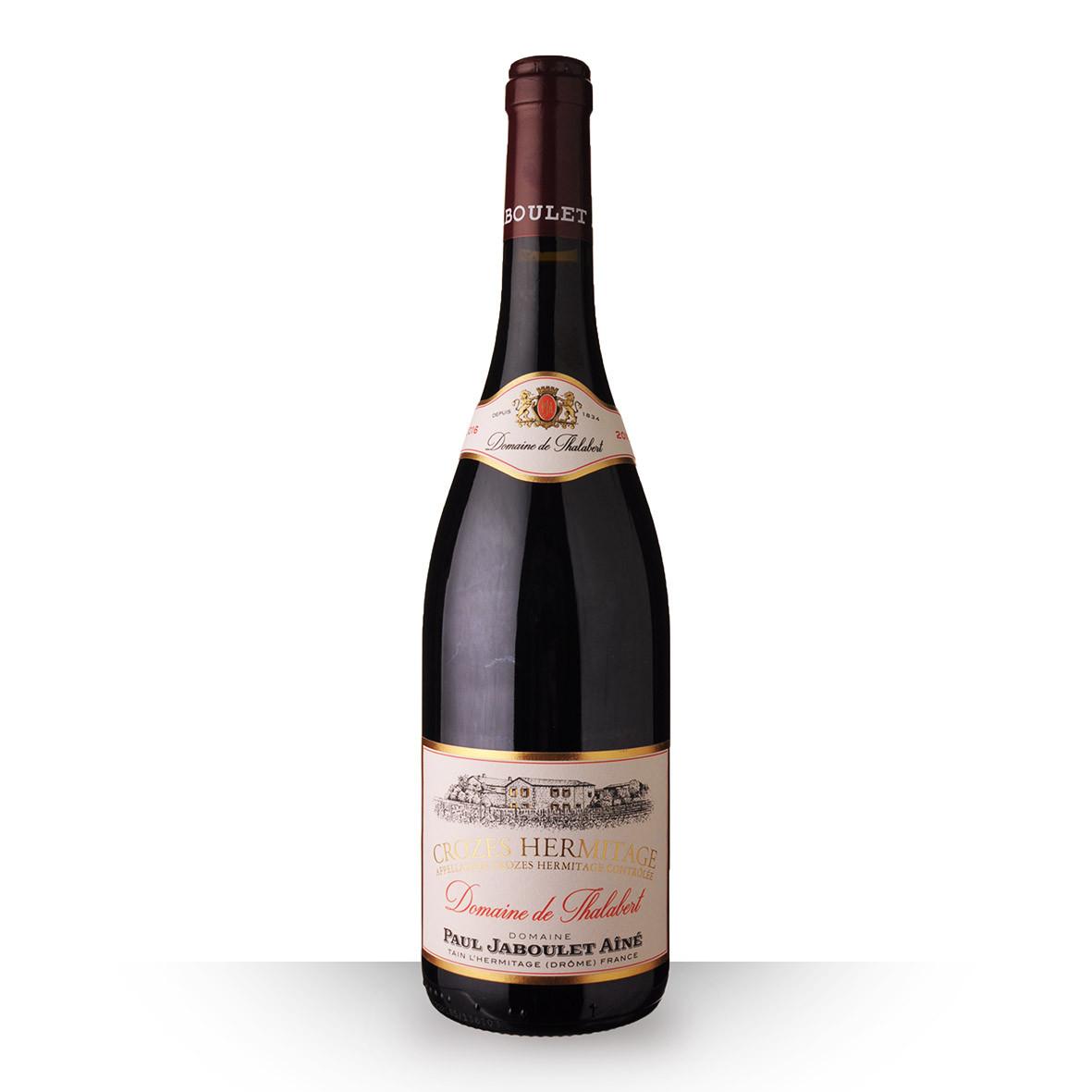 Domaine de Thalabert Crozes-Hermitage Rouge 2016 75cl www.odyssee-vins.com
