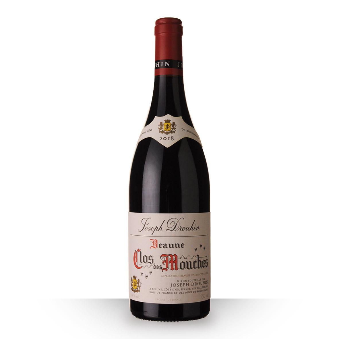 Joseph Drouhin Beaune 1er Cru Clos des Mouches Rouge 2018 75cl www.odyssee-vins.com