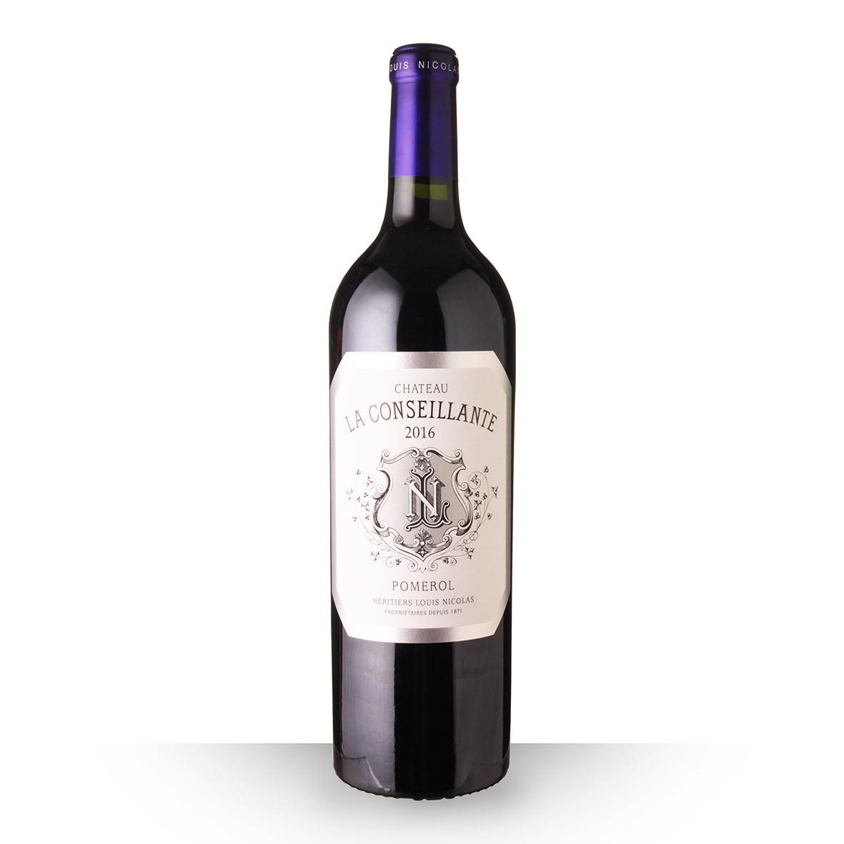 Château la Conseillante Pomerol Rouge 2016 75cl www.odyssee-vins.com