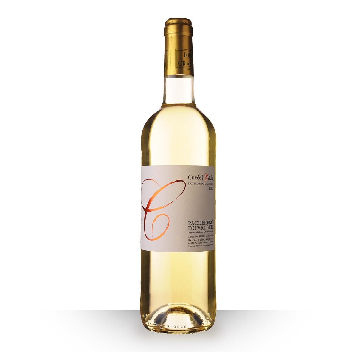 Domaine du Crampilh Cuvée lEstela Pacherenc du Vic-Bilh Blanc 2013 75cl www.odyssee-vins.com