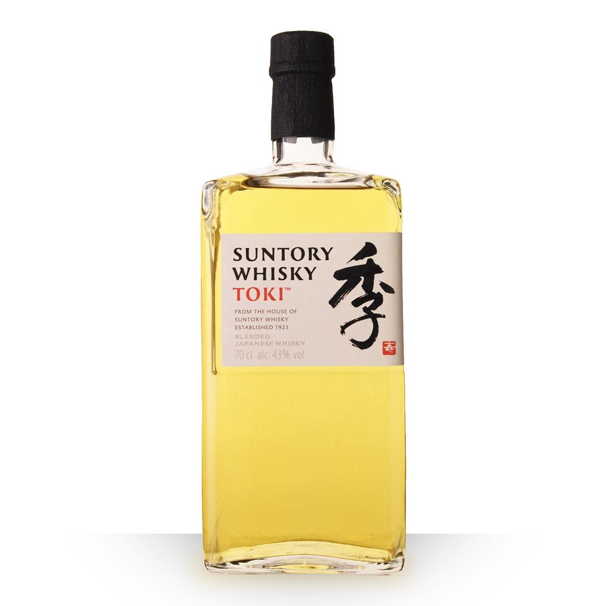 Whisky Toki 70cl www.odyssee-vins.com
