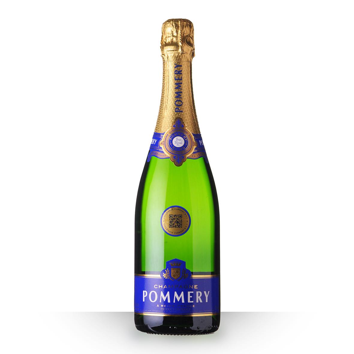 Champagne Pommery Brut Royal 75cl www.odyssee-vins.com