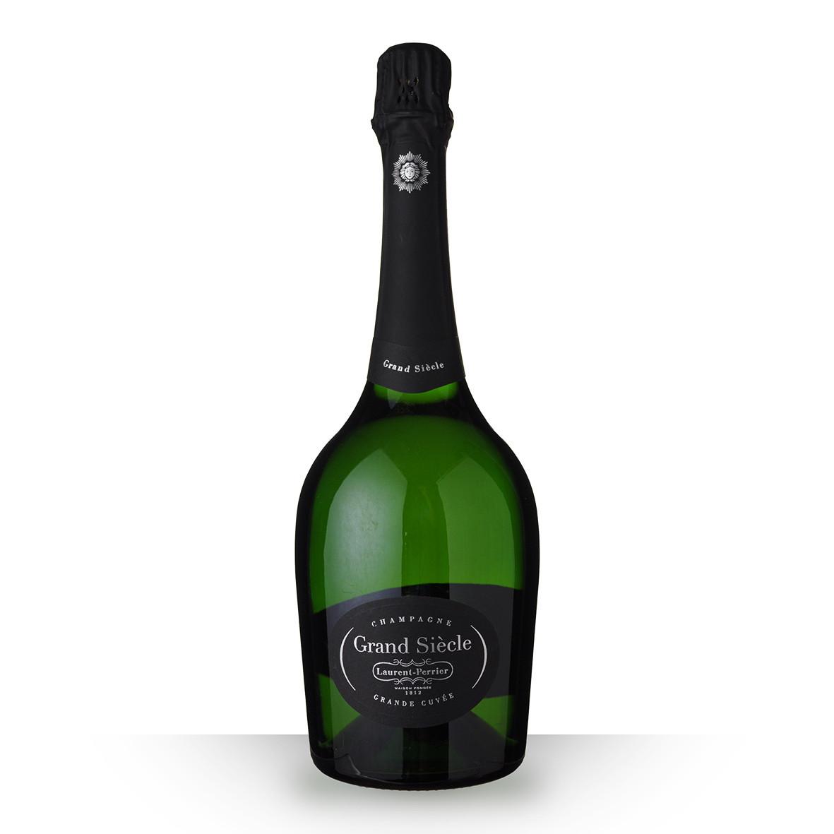 Champagne Laurent-Perrier Grand Siècle Brut 75cl www.odyssee-vins.com