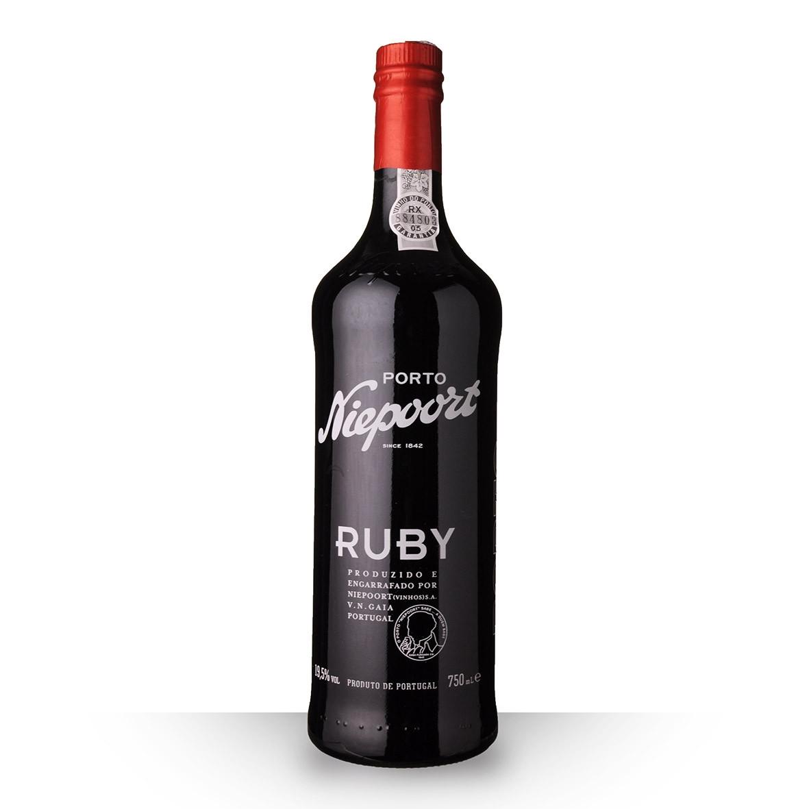 Porto Niepoort Ruby 75cl www.odyssee-vins.com