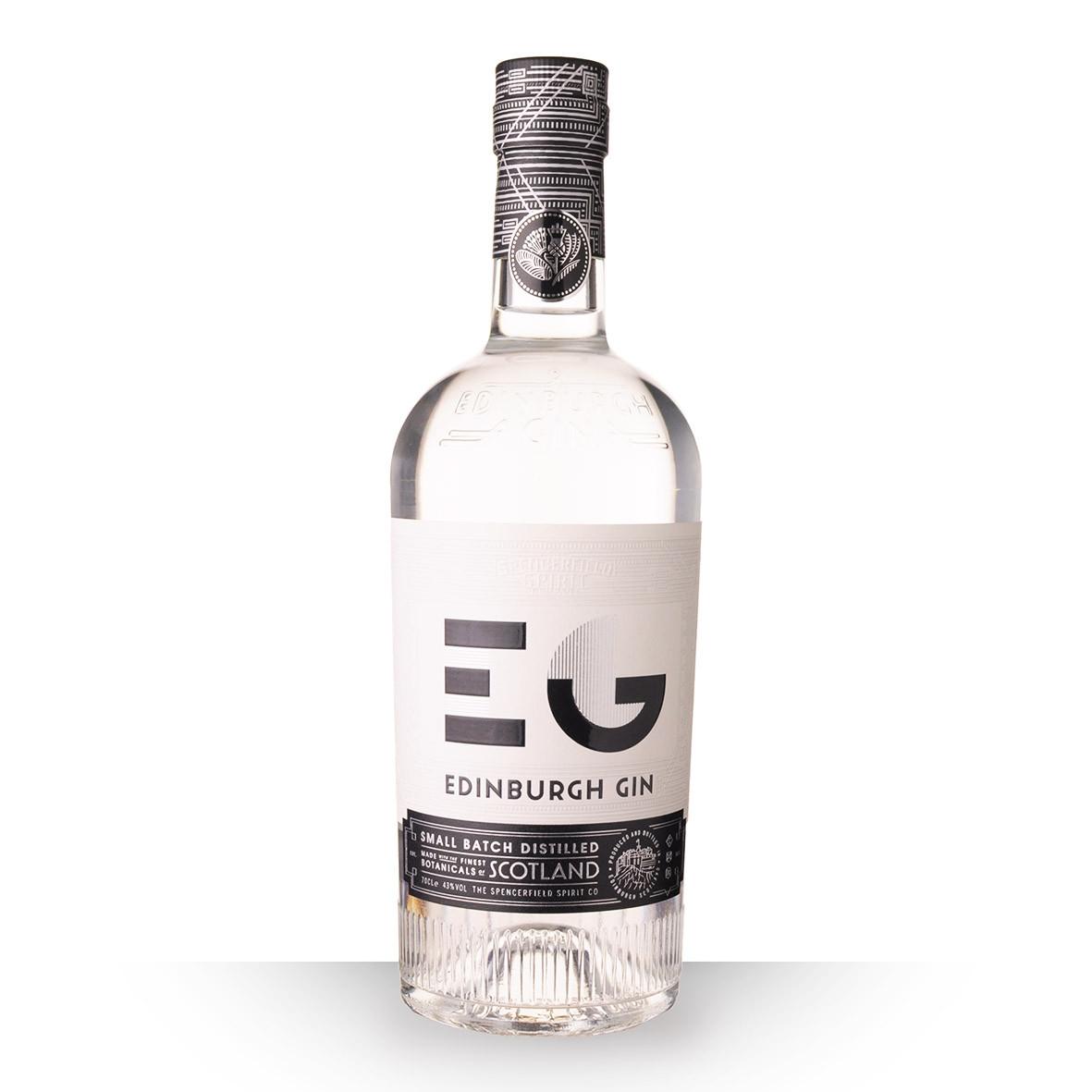 Gin EdinBurgh 70cl www.odyssee-vins.com