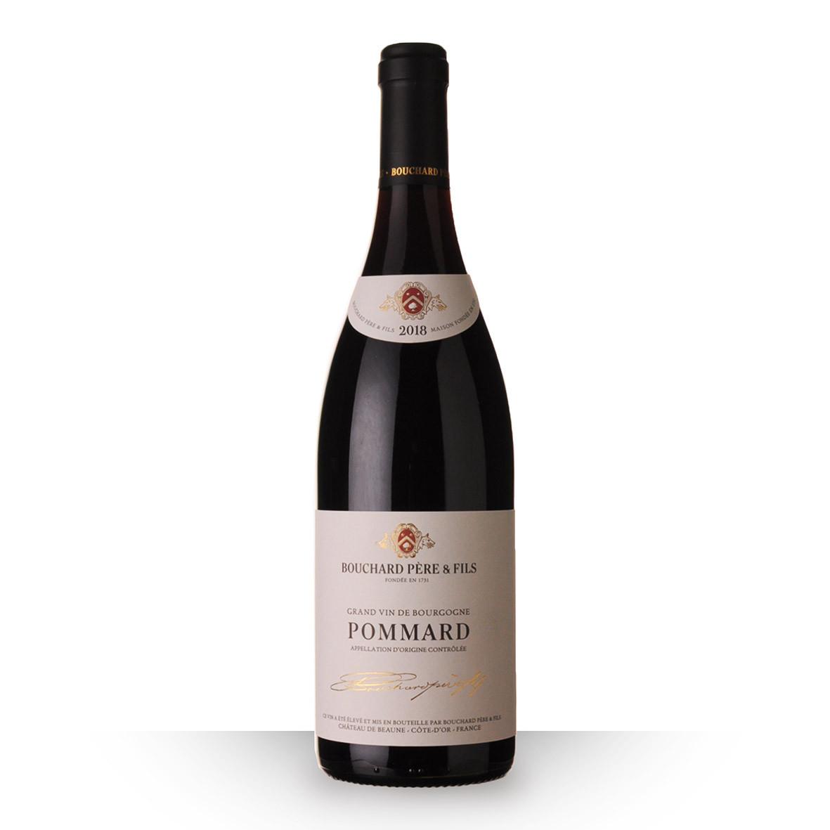 Bouchard Père et Fils Pommard Rouge 2018 75cl www.odyssee-vins.com