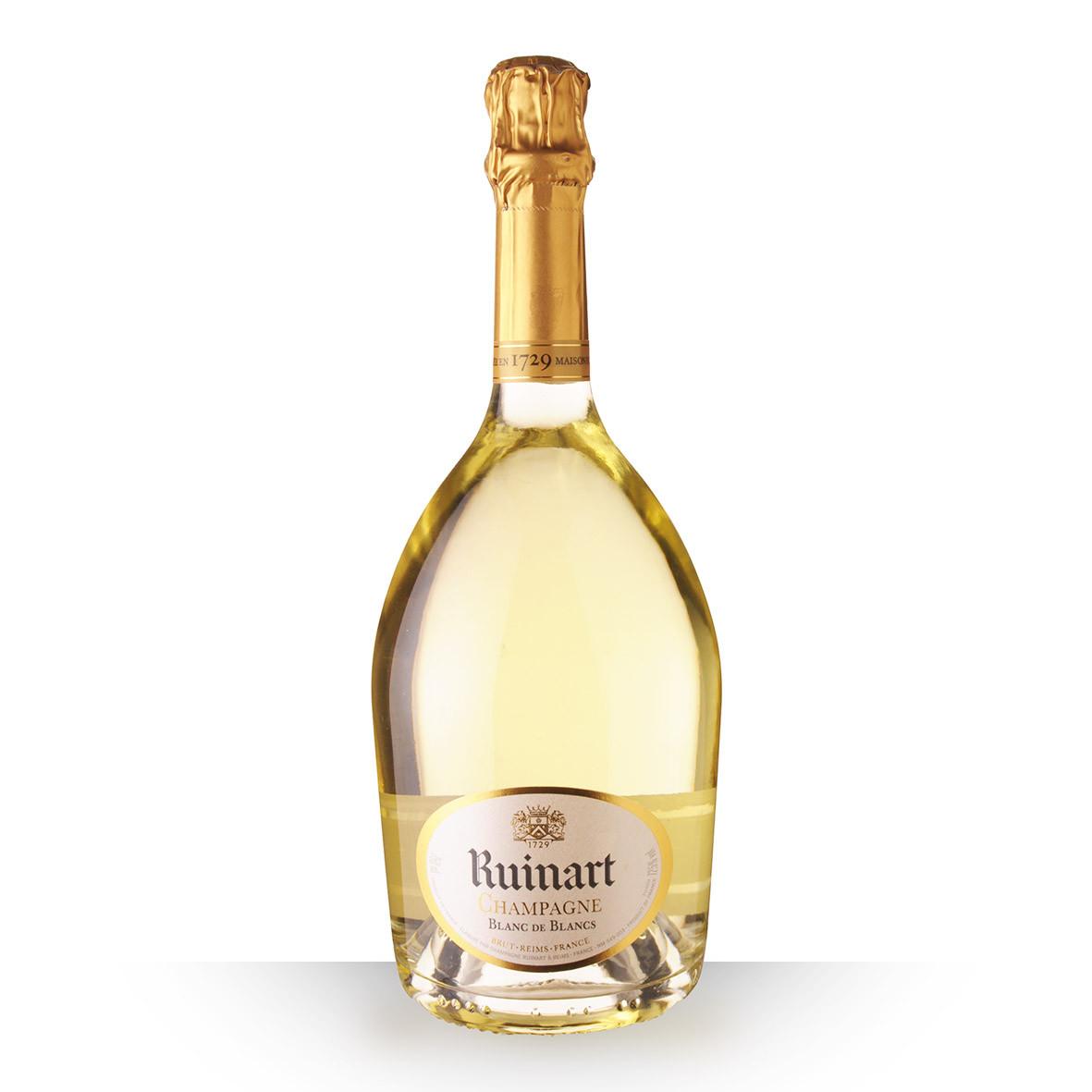 Champagne Ruinart Blanc de Blancs 75cl www.odyssee-vins.com