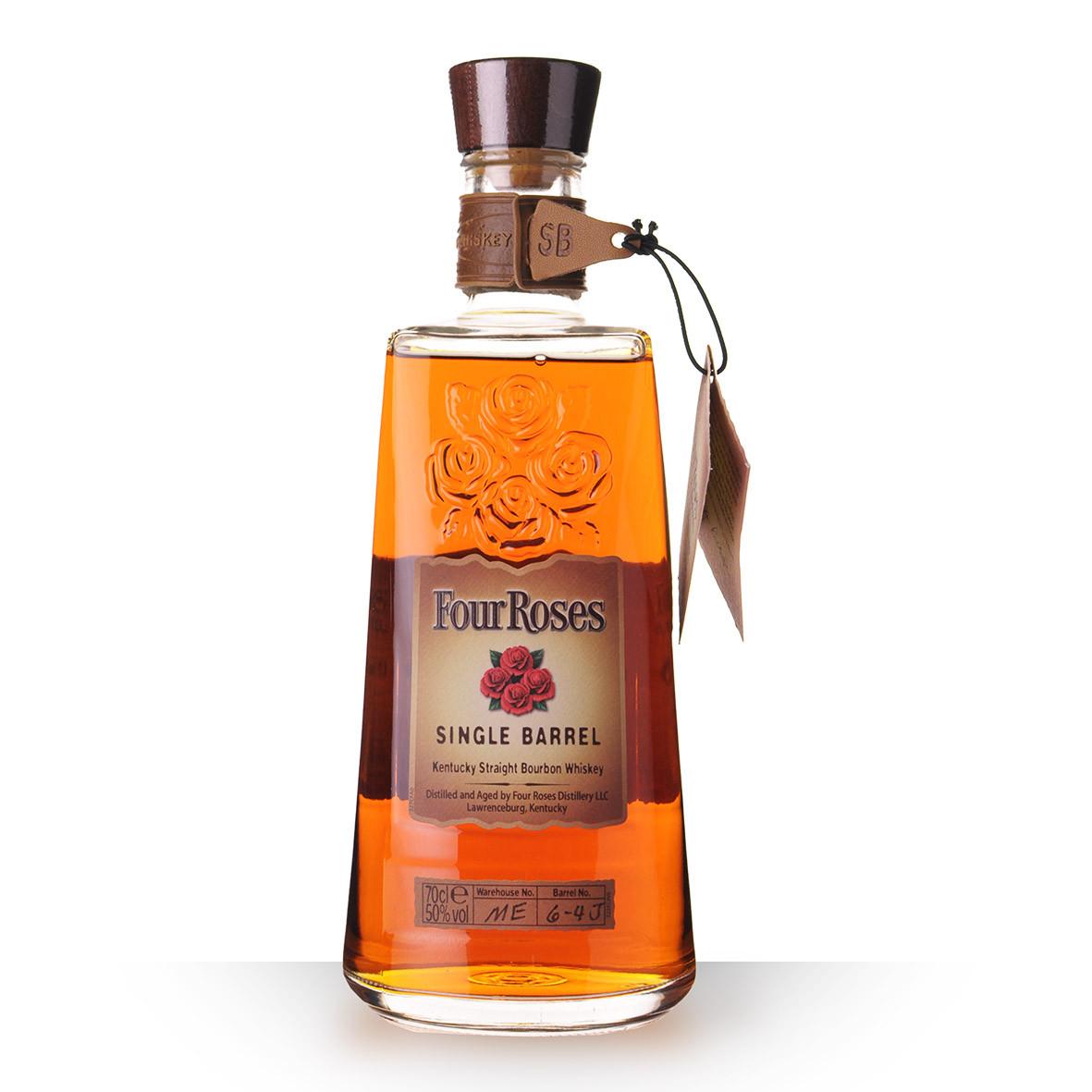 Whisky Four Roses Single Barrel 70cl www.odyssee-vins.com