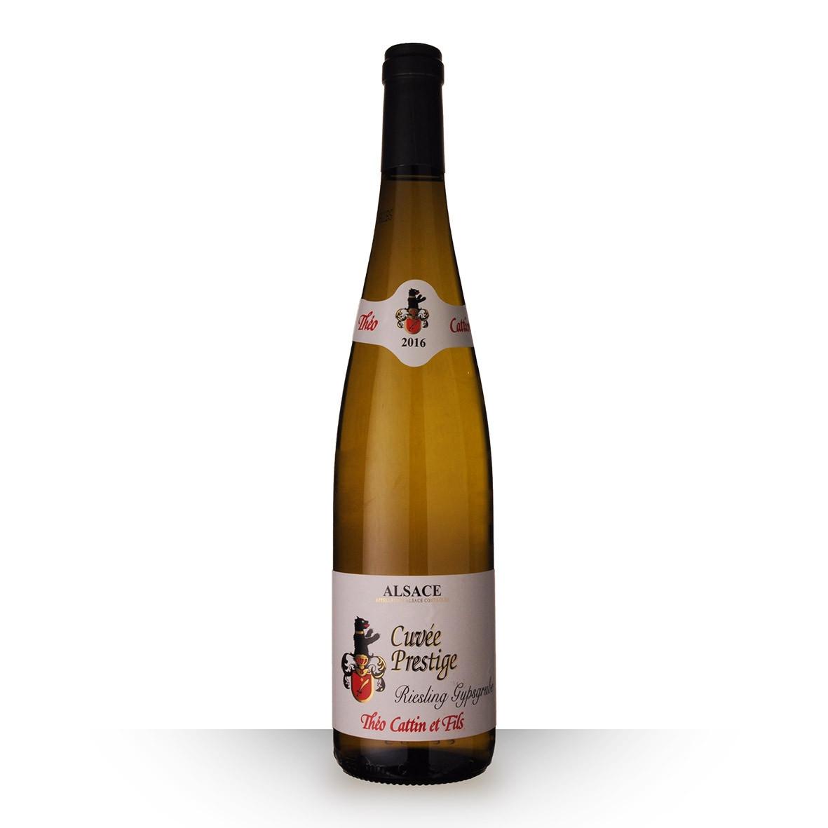 Théo Cattin Prestige Alsace Riesling Gypsgrube Blanc 2016 75cl www.odyssee-vins.com