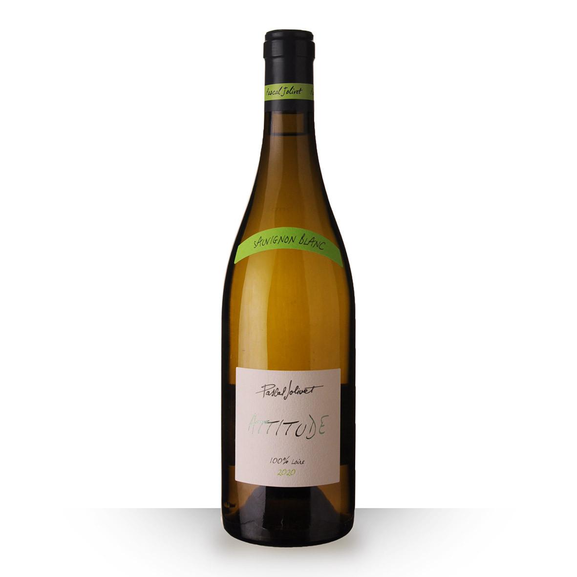 Pascal Jolivet Attitude Val de Loire Sauvignon Blanc 2020 75cl www.odyssee-vins.com