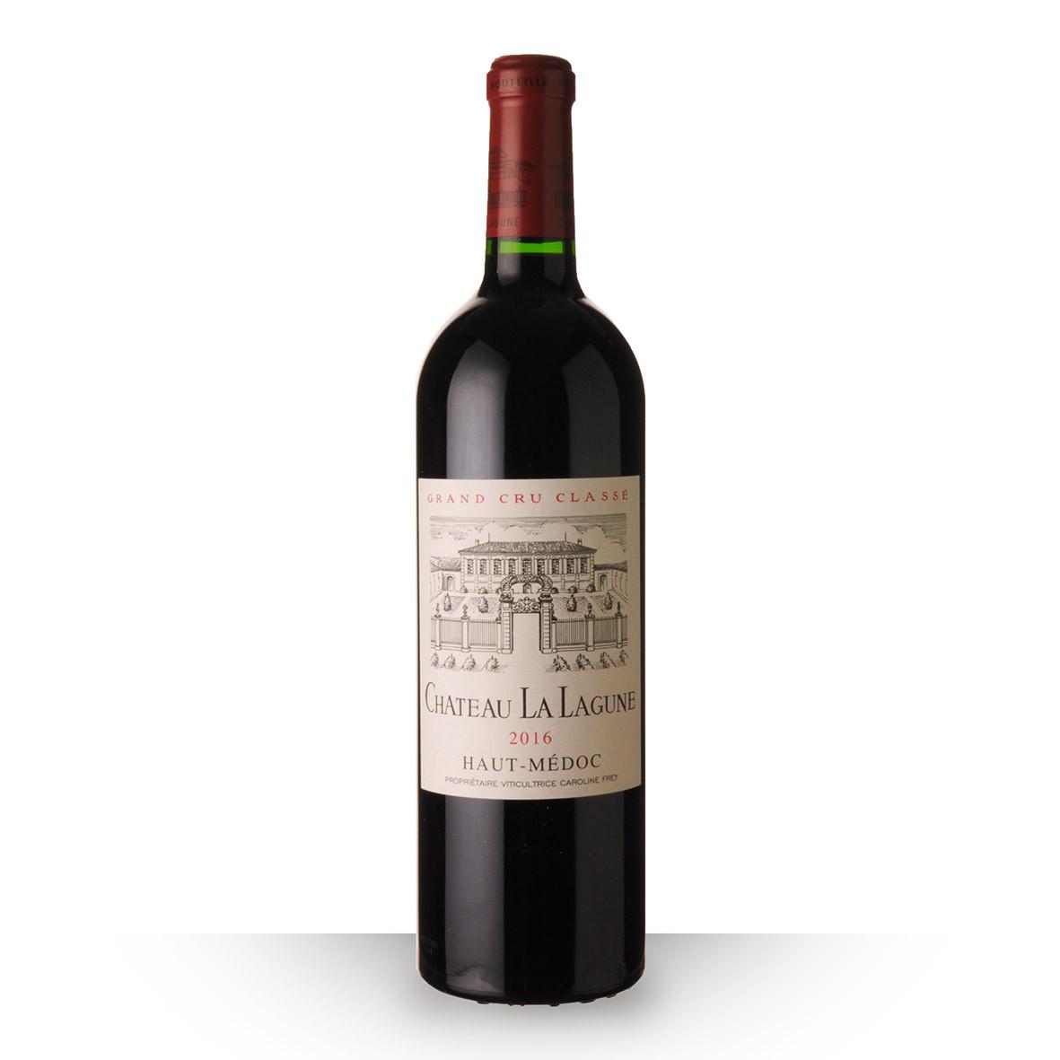 Château la Lagune Haut-Médoc Rouge 2016 75cl www.odyssee-vins.com