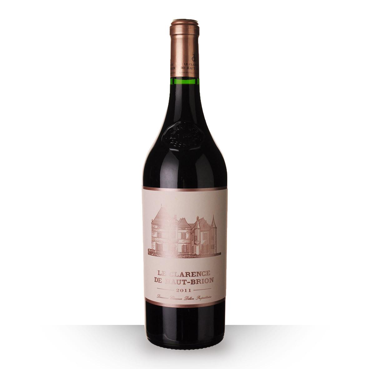 Le Clarence de Haut-Brion Pessac-Léognan Rouge 2011 75cl www.odyssee-vins.com