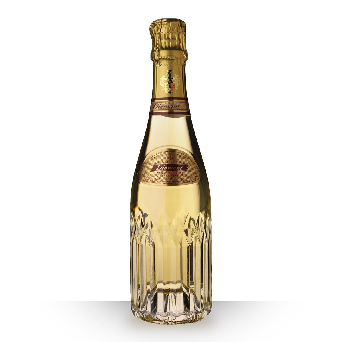 Champagne Vranken Diamant Brut 37,5cl www.odyssee-vins.com