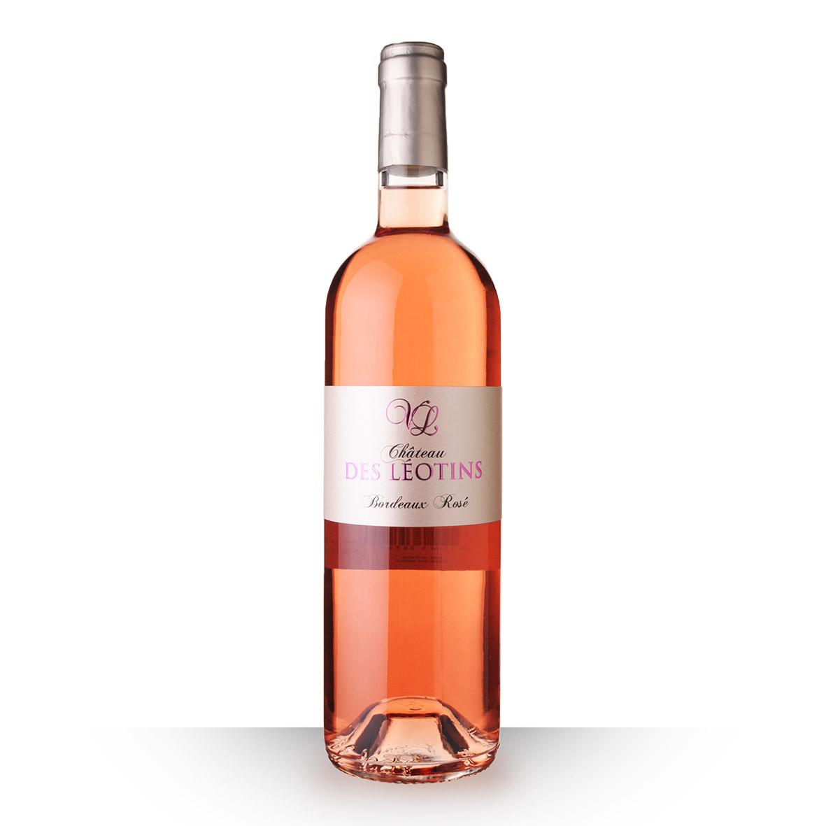 Château des Léotins Bordeaux Rosé 2020 75cl www.odyssee-vins.com