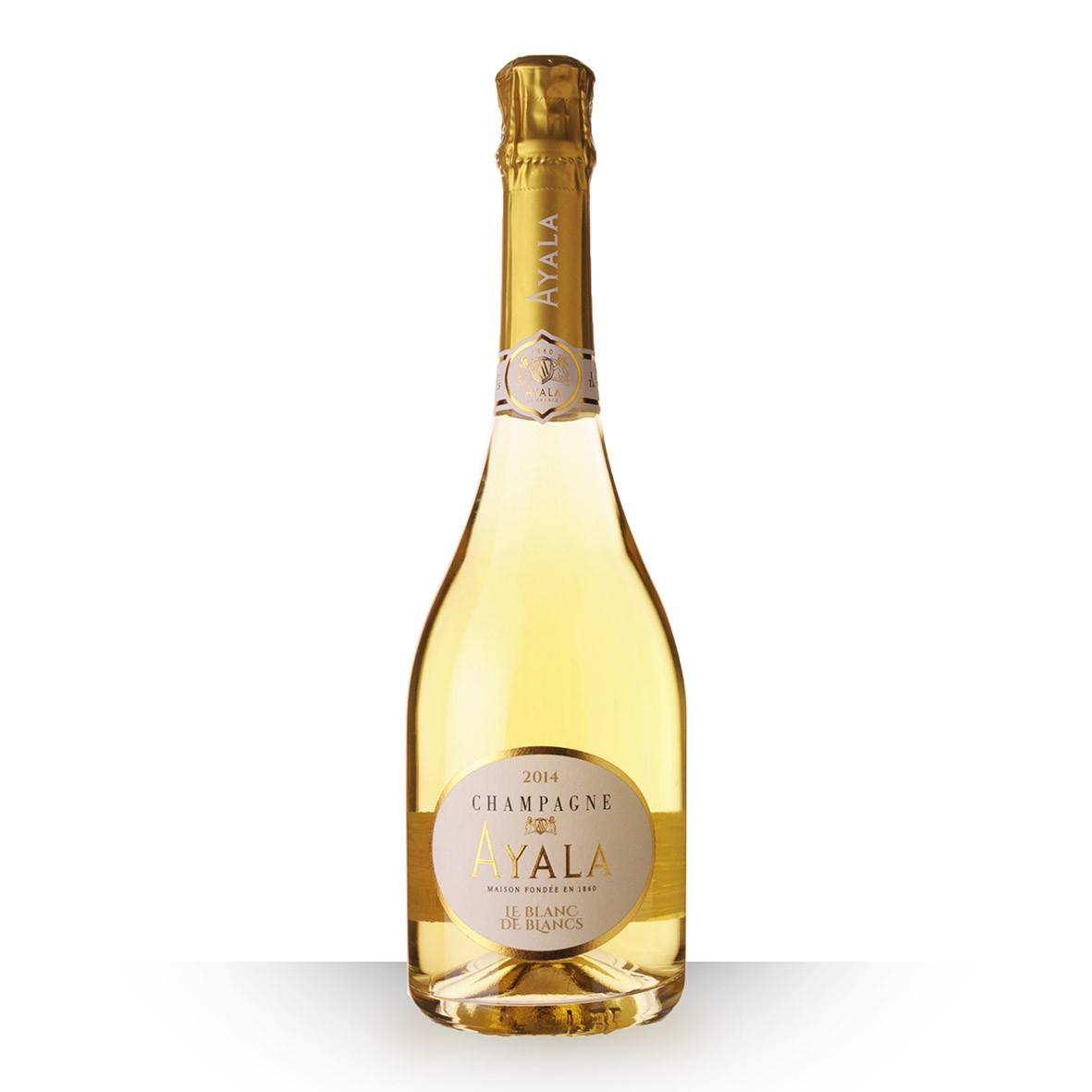 Champagne Ayala Blanc de Blancs 2014 75cl www.odyssee-vins.com