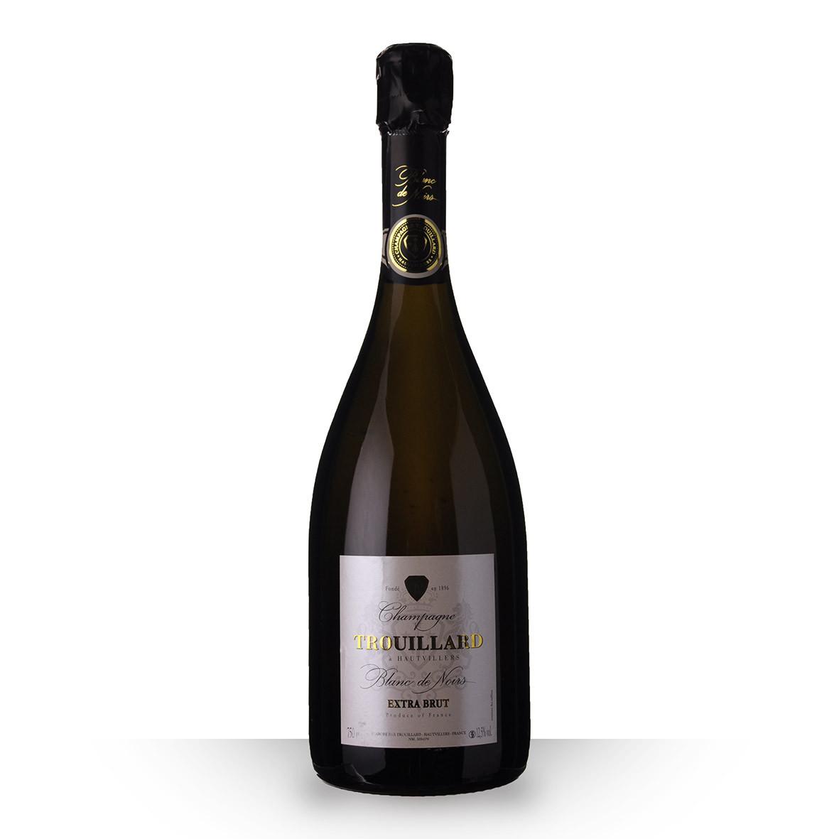 Champagne Trouillard Blanc de Noirs Extra Brut 75cl www.odyssee-vins.com