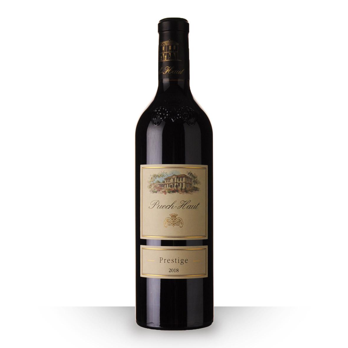 Château Puech-Haut Prestige Languedoc Rouge 2018 75cl www.odyssee-vins.com