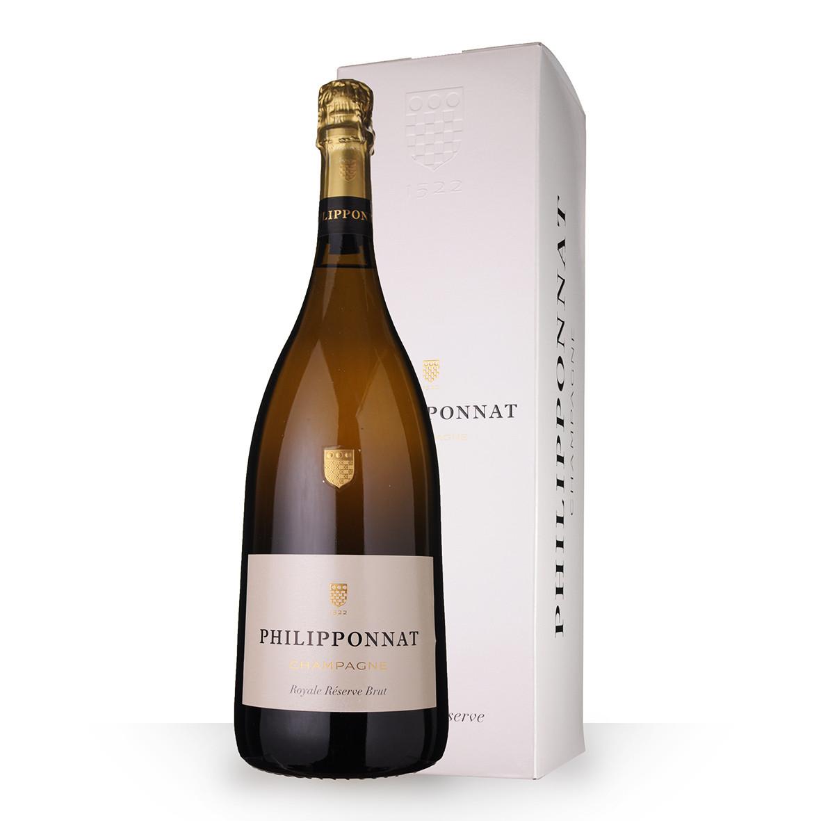 Champagne Philipponnat Royale Réserve Brut 150cl Etui www.odyssee-vins.com