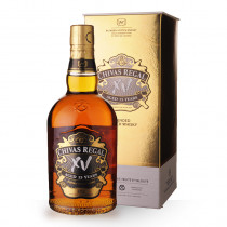 Whisky Chivas Regal XV 70cl Etui www.odyssee-vins.com