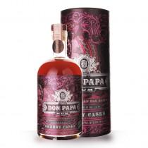 Rhum Don Papa Sherry Cask 70cl Coffret www.odyssee-vins.com