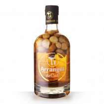 Rhum Ti Arrangés de Ced Vanille Noix de Macadamia 70cl www.odyssee-vins.com