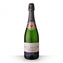 Champagne Vranken Brut Nature 1er Cru 75cl www.odyssee-vins.com