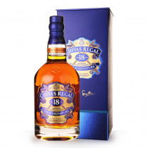 Whisky Chivas Regal 18 ans Gold Signature 70cl Coffret www.odyssee-vins.com