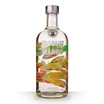 Vodka Absolut Mango (Mangue) 70cl www.odyssee-vins.com