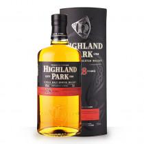 Whisky Highland Park 18 ans 70cl Etui www.odyssee-vins.com