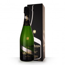 Champagne Mumm Millésimé 2012 75cl Brut Etui www.odyssee-vins.com