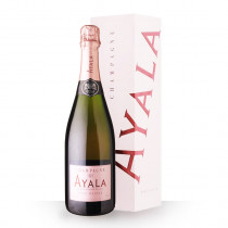 Champagne Ayala Rosé Majeur 75cl Etui www.odyssee-vins.com