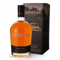 Rhum Cañaoak Gold Rum 70cl Etui www.odyssee-vins.com