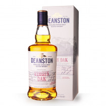 Whisky Deanston Virgin Oak 70cl Etui www.odyssee-vins.com