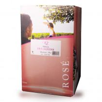 Bag-In-Box 10L Château des Léotins Bordeaux Rosé www.odyssee-vins.com