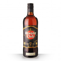 Rhum Havana Club 7 ans 70cl www.odyssee-vins.com