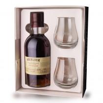 Whisky Aberlour ABunadh Batch n°61 70cl Coffret 2 verres www.odyssee-vins.com