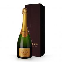 Champagne Krug Grande Cuvée 75cl 163ème édition Coffret www.odyssee-vins.com