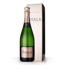 Champagne Ayala Brut Nature 75cl Etui www.odyssee-vins.com