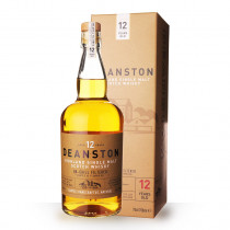 Whisky Deanston 12 ans 70cl Etui www.odyssee-vins.com
