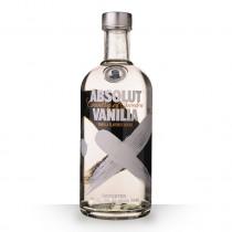 Vodka Absolut Vanilia (Vanille) 70cl www.odyssee-vins.com