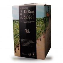 Bag-In-Box 10L Château la Rose Sarron Graves Rouge www.odyssee-vins.com