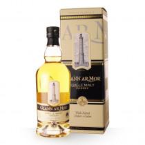 Whisky Glann Ar Mor 70cl Etui www.odyssee-vins.com