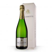 Champagne Delamotte Blanc de Blancs 75cl Etui www.odyssee-vins.com