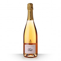 Le Brut de Théo Crémant dAlsace Rosé 75cl www.odyssee-vins.com