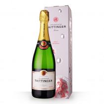 Champagne Taittinger Brut Réserve 75cl Etui www.odyssee-vins.com