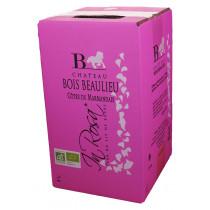 Bag-in-Box 5L Château Bois Beaulieu Côtes du Marmandais Rosé www.odyssee-vins.com