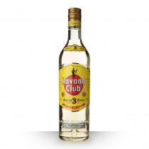 Rhum Havana Club 3 ans 70cl www.odyssee-vins.com